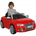 Auto Audi S5-Rojo
