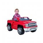 Camioneta Chevrolet Silverado –Roja