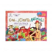 Cuento con CD -Con…¡Cierto Animal!