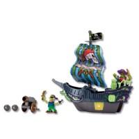 Aventuras Piratas-Verde
