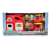 Mega City-Estación de Bomberos
