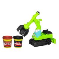 Play-Doh Diggin' Rigs-Chomper La Excavadora