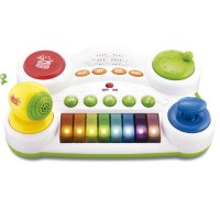 Piano Mezcla Musical