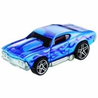 Color Changers Hot Wheels