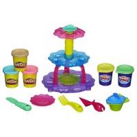 Torre de Pastelitos Play Doh