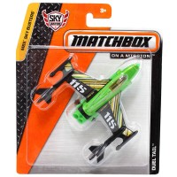 Matchbox Sky Busters-Duel Tail
