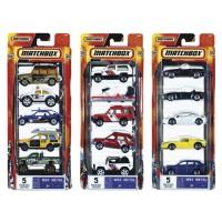 Set Matchbox Carros x 5