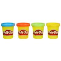 Play-Doh Mini Pack x 4