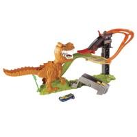 Hot Wheels Pista Duelo de T-Rex