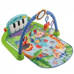 Gimnasio de Bebé con Piano Azul