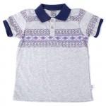 Camiseta Polo Manga Corta -Bebito (2-4 Años)